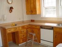 Dave M kitchen before